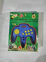 Игровая электронная приставка карманная GAME T26