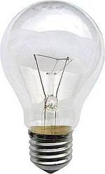 Лампа накаливания ЛОН 100 Вт Е27 220v ИСКРА