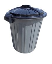Бак для мусора IRAK PLASTIK LUXURY № 5 HERKUL 73 л