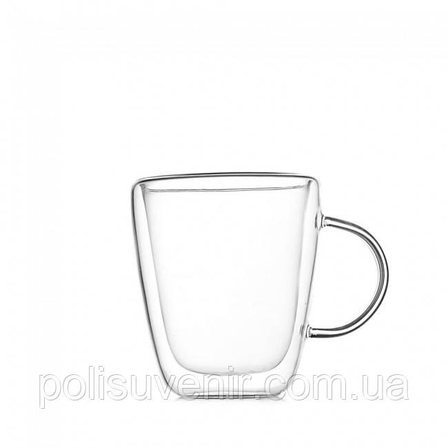 Чашка американ з подвійними стінками 200 мл