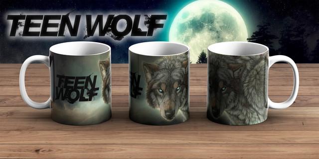 Чашка Волчонок / Teen Wolf  крружка Волчонок