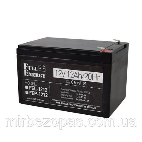 Аккумулятор для ИБП Full Energy FEP-1212, фото 2