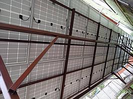Сетевая солнечная электростанция 33,39кВт г. ВасильковКиевская область 4