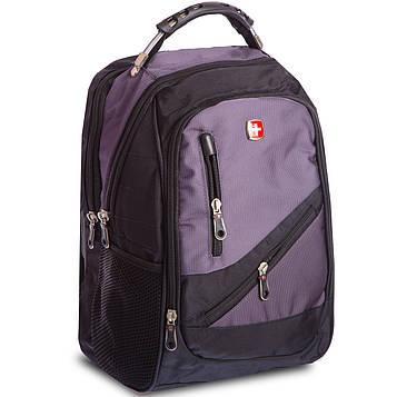 Рюкзак міський VICTO 20л 032 (PL, р-р 17х28х39см, USB)