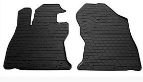 Коврики резиновые в салон Subaru Forester 2018- (2 шт) передние Stingray 1029052