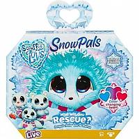Питомец сюрприз няшка потеряшка Северные животные Snow Pals Scruff-a-Luvs