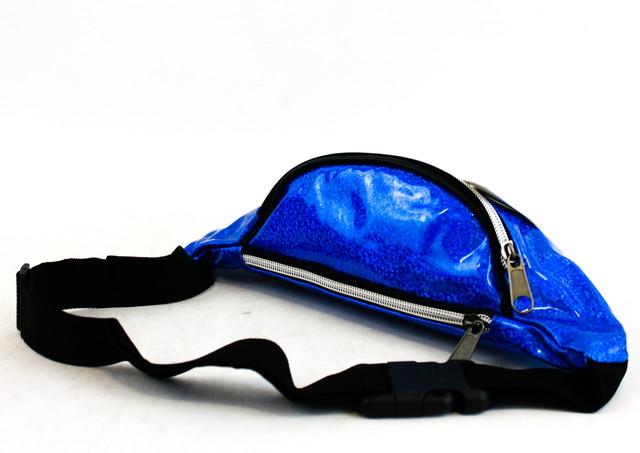 Молодежная  женская сумка-бананка 2223