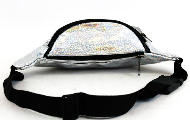 Молодежная сумка на пояс или через плече