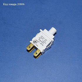 Сетевая кнопка для стиральной машины Beko T85 2808540300 (со светодиодом)