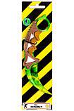 Нож Керамбит (Emerald green) из CS GO, фото 3