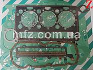 Прокладки та ущільнення двигуна Д2500 Балканкар комплект К131.01.17