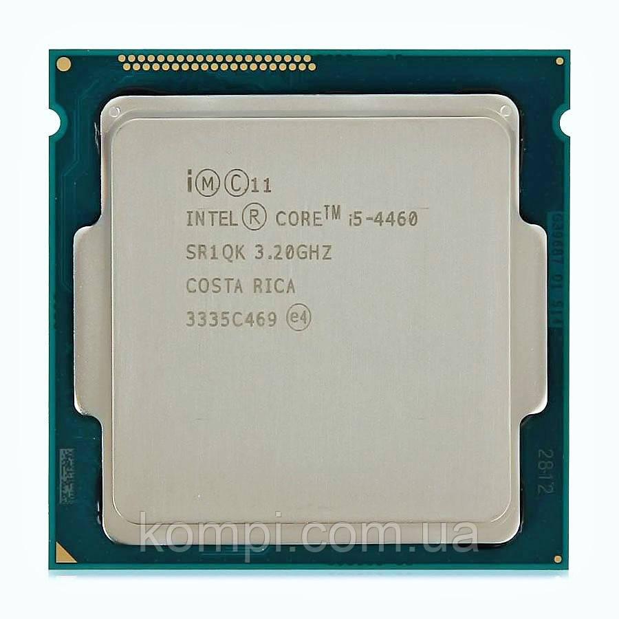 Процесор Intel Core i5-4460 3.2GHz/5GT/s/6MB  s1150