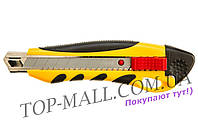 Нож Topex - 18 мм, дробилка