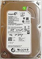"""Жесткий диск для компьютера Seagate 500GB 3.5"""" 7200rpm 16MB 6Gb/s (ST500DM002) SATA-III Б/У на запчасти"""