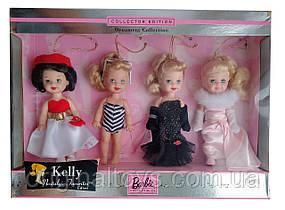 Набор коллекционные куклы Барби Келли Kelly Nostalgic Favorites 2003 Mattel B5729