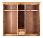 Шкаф из массива дерева 007, фото 9