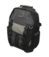 Рюкзак черный с резиновым дном 390 X 220 X 480 MM EGA MASTER