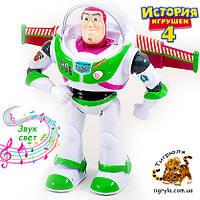 """Базз Лайтер с крыльями герой м/ф """"История Игрушек"""" - свет, звук, ходит. Toy Story"""
