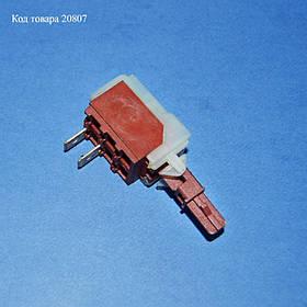 Сетевая кнопка для стиральной машины Beko 2201920100