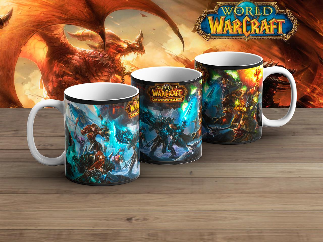 Чашка Схватка Варкрафт / World of Warcraft
