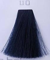 1.10 сине-черный ,Крем-краска с мультивитаминами Hair Natural Light 100 мл