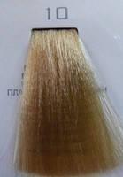 10 платиновый блондин ,Крем-краска с мультивитаминами Hair Natural Light 100 мл