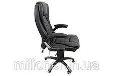 Кресло Bonro M-8025 Black, фото 2