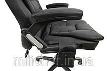 Кресло Bonro M-8025 Black, фото 3
