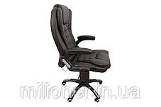 Кресло Bonro M-8025 коричневое, фото 2