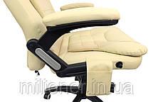 Кресло Bonro M-8025 Beige, фото 2