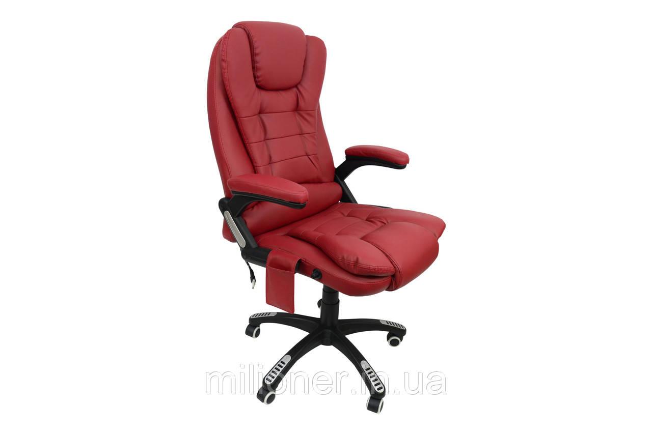 Крісло Bonro M-8025 бордове