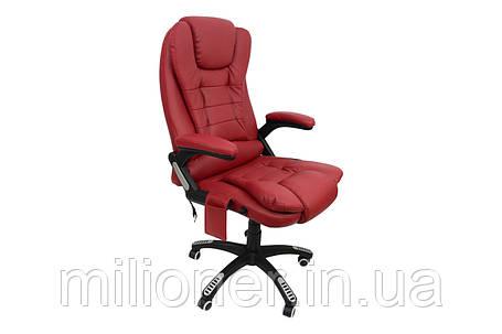 Крісло Bonro M-8025 бордове, фото 2