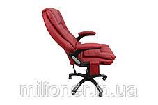 Крісло Bonro M-8025 бордове, фото 3
