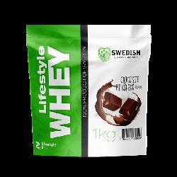 Sw_Lifestyle Whey 1kg - triple chocolate