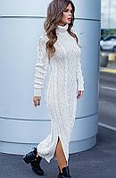 Стильный и актуальный дизайн зимних и летних вязаных платьев. Оптом и в розницу