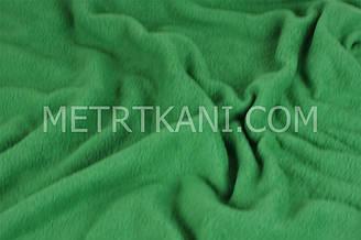 Флис  зеленого  цвета (цвет травы) 200 г/м2 №-ф-23