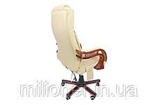 Кресло Bonro Premier M-8005 бежевое, фото 3