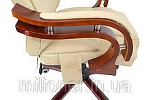 Крісло Bonro Premier M-8005 бежеве, фото 2