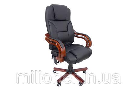 Кресло Bonro Premier M-8005 Black, фото 2