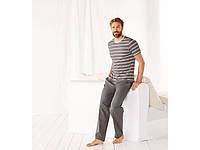 Пижама/костюм для дома мужской футболка+штаны от livergy германия.евро размер хл 56/58