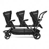 Прогулянкова коляска для трійні Peg Perego Triplette, фото 3