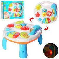 Разивающий игровой столик,игровой центр, музыкальный столик, фото 1