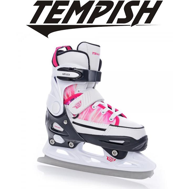 Детские раздвижные коньки Tempish Rebel Ice One Pro Girl