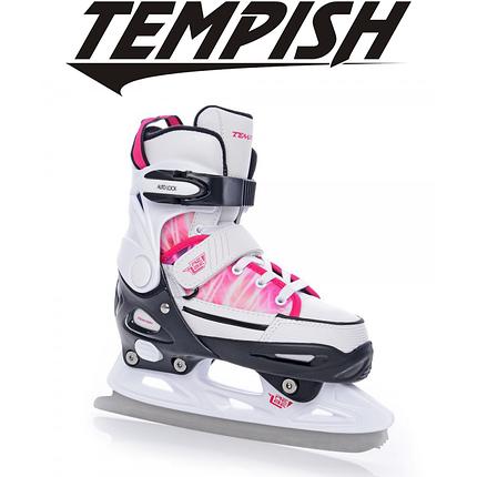 Детские раздвижные коньки Tempish Rebel Ice One Pro Girl, фото 2