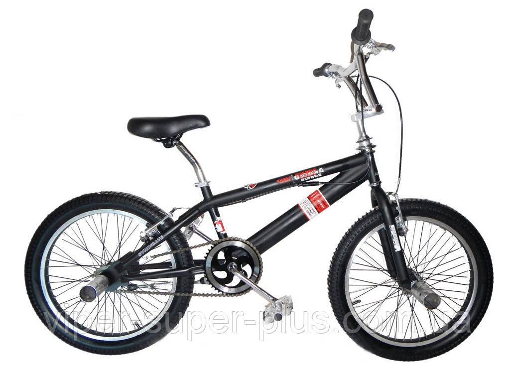 """⭐✅Трюковый велосипед BMX Azimut Cobra 20"""""""