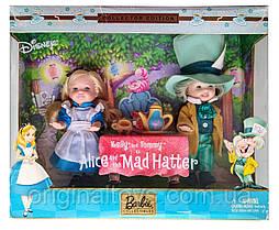 Набор коллекционная кукла Барби Келли Алиса и Безумный Шляпник Kelly and Tommy 2002 Mattel