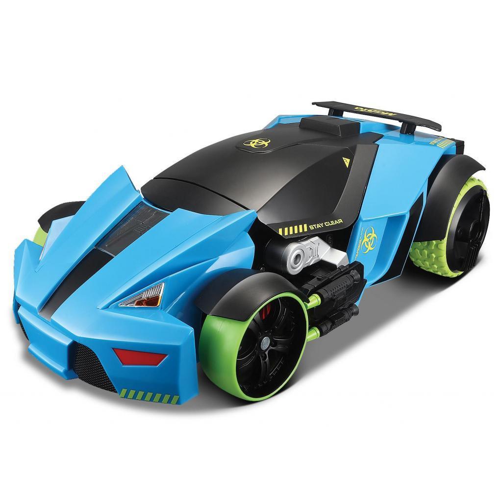 Автомобиль Maisto трансформер Street Troopers PT808 (81108 blue/black)