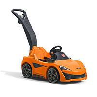 Детская машина-каталка Step 2 McLaren 570S Push Sports Car 91х50х121 см