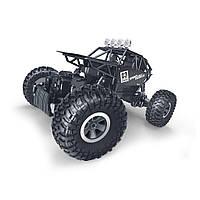 Автомобиль Sulong Toys OFF-ROAD CRAWLER на р/у – MAX SPEED матовый черный 1:18 (SL-112MBl), фото 1