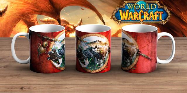 Чашка Варкрафт / World of Warcraft